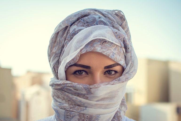 Arabisk kvinne