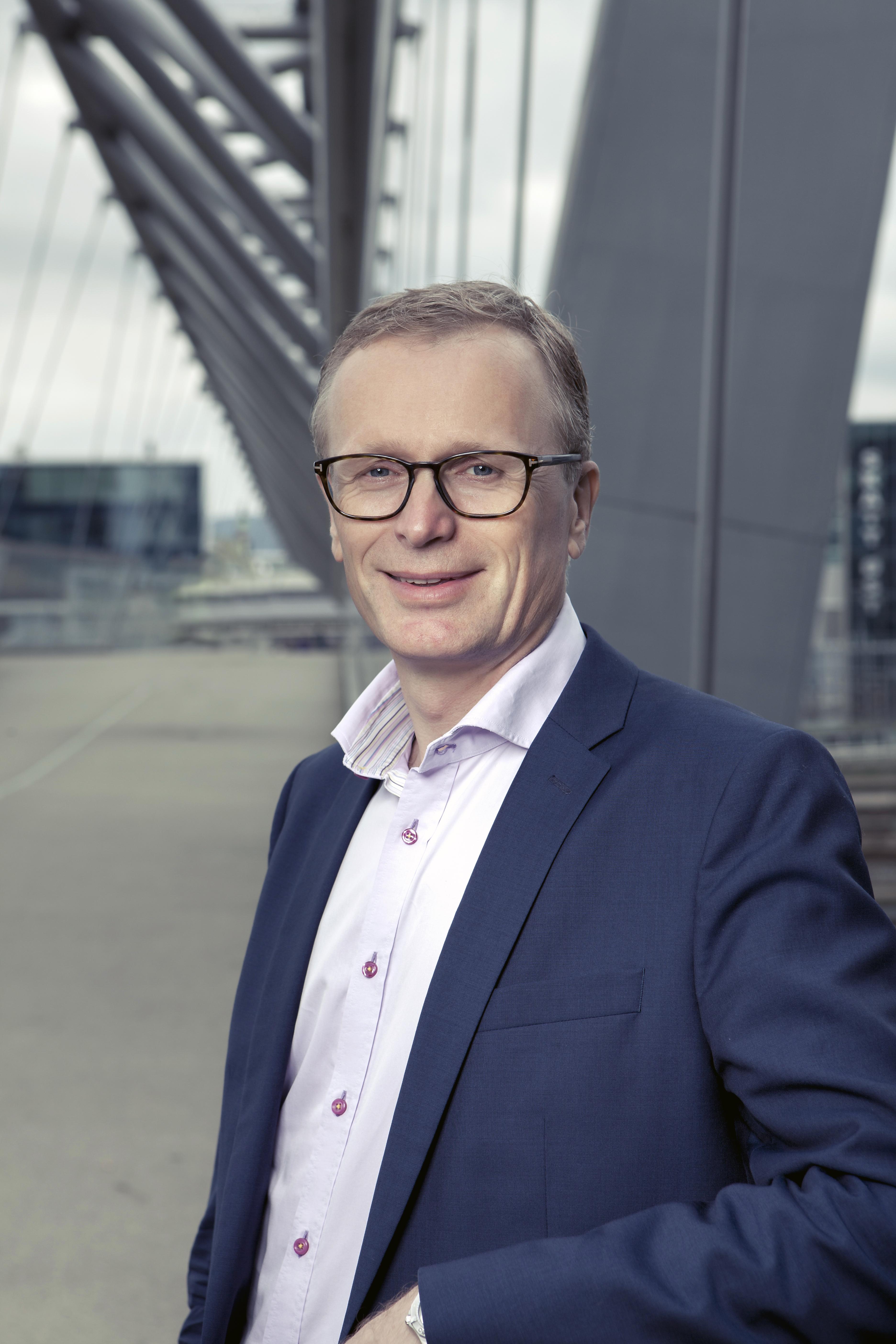 Arne Flåøyen, leder av Nordforsk (Foto: Nordforsk)