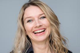HR-direktør Yvonne Fosser