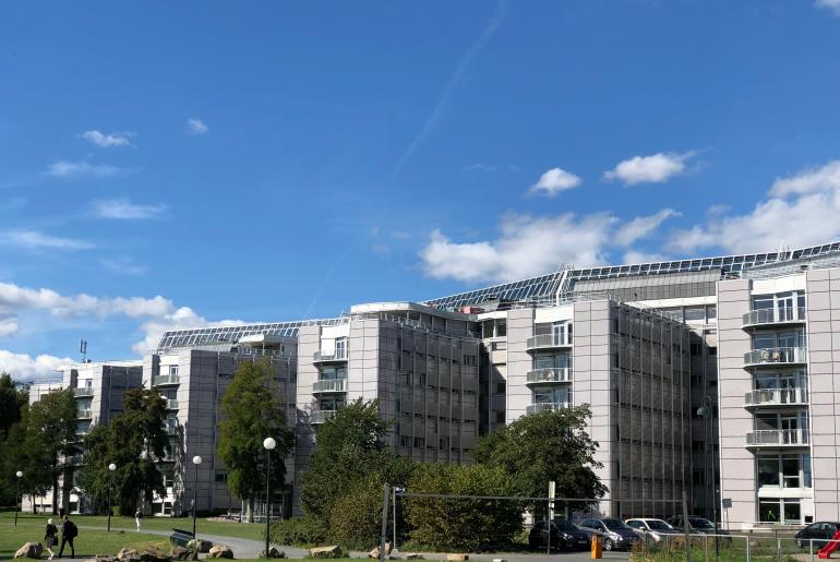 Forskningsrådets bygg