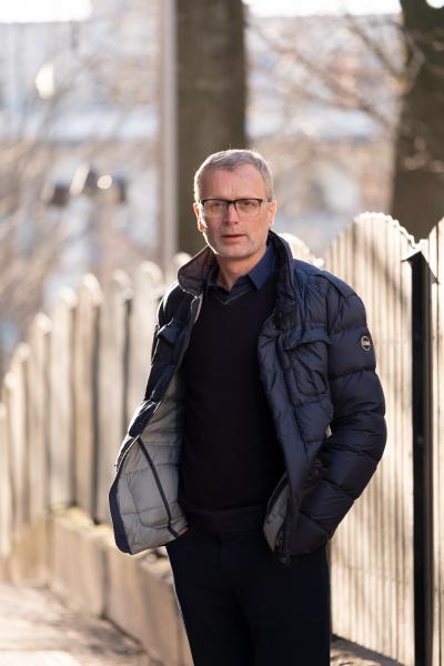 Arne Flåøyen, direktør i NordForsk