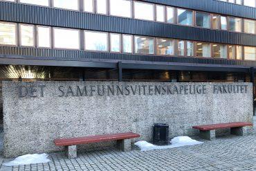 SV-fakultetet skilt