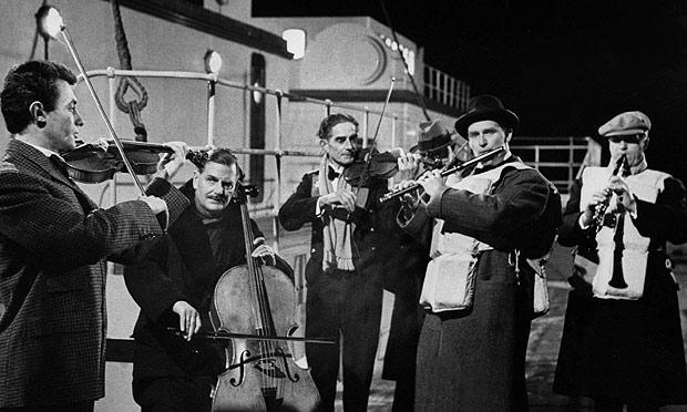Orkesteret på Titanic