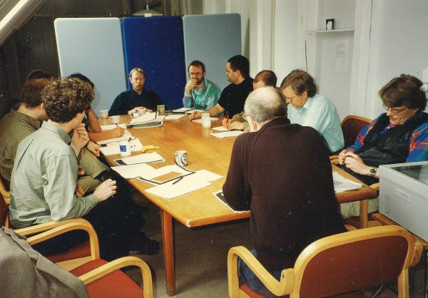 Møte i STEP 1997.