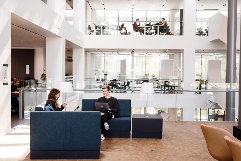 øbenhavns universitet, Det Juridiske Fakultet Foto Jakob Dall