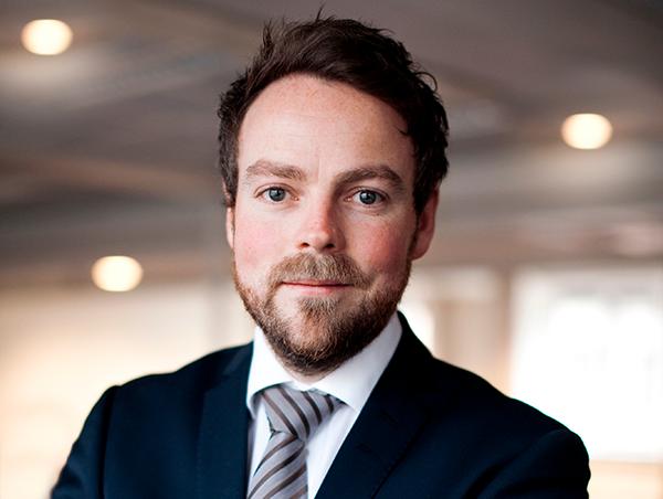 Næringsminister Torbjørn Røe Isaksen. Foto Marte Garmann