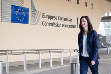 Mariya Gabriel, EU-kommisjonær