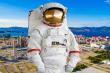 Astronaut på Mongstad