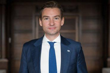 Kunnskapsminister Henrik Asheim