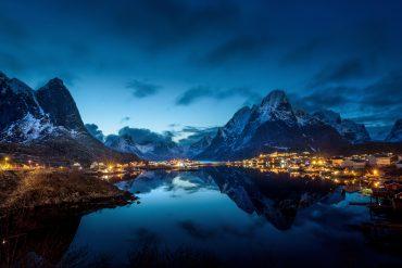 Bilde fra Lofoten