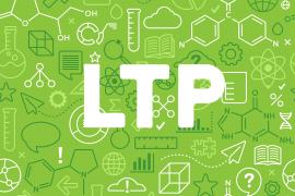 LTP med ikoner for forskning